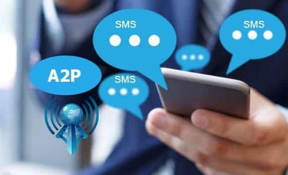 What is A2P messaging? What is the difference between A2P and P2P